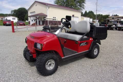2022 Club Car Utility Cart XRT 800 GAS for sale at Area 31 Golf Carts - Gas Utility Carts in Acme PA