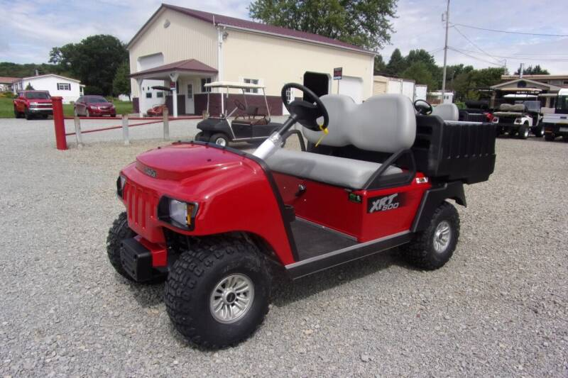 2022 Club Car XRT 800 Dump Utility GAS for sale at Area 31 Golf Carts - Gas 2 Passenger in Acme PA