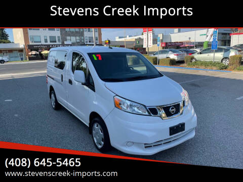 2017 Nissan NV200 for sale at Stevens Creek Imports in San Jose CA