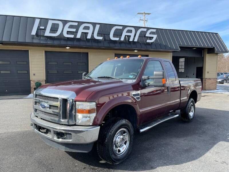 2009 Ford F-250 Super Duty for sale at I-Deal Cars in Harrisburg PA
