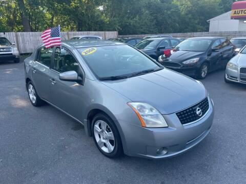 2008 Nissan Sentra for sale at Auto Revolution in Charlotte NC