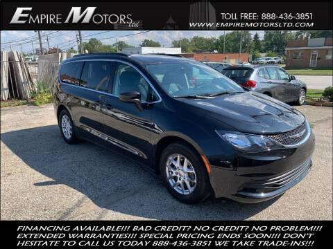 2020 Chrysler Voyager for sale at Empire Motors LTD in Cleveland OH