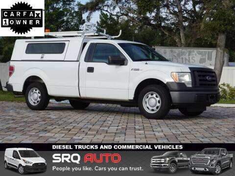 2010 Ford F-150 for sale at SRQ Auto LLC in Bradenton FL