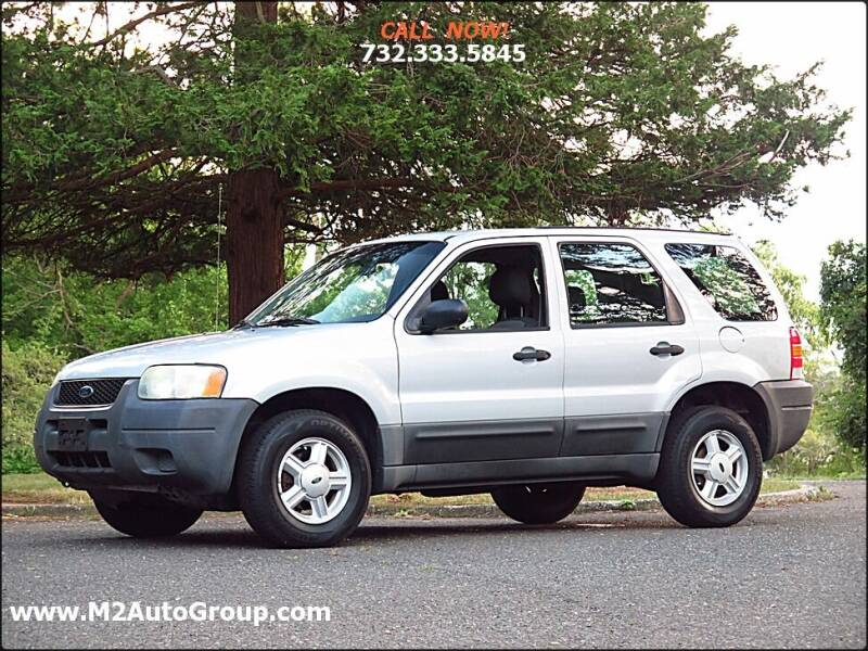 2003 Ford Escape for sale at M2 Auto Group Llc. EAST BRUNSWICK in East Brunswick NJ