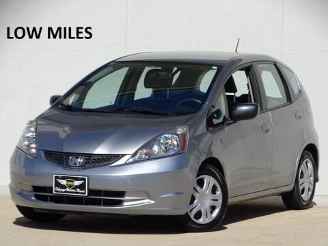 2010 Honda Fit for sale at Chicago Motors Direct in Addison IL