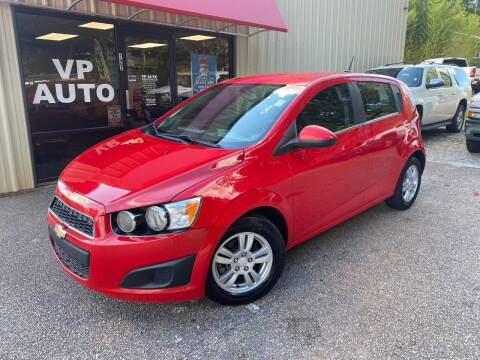 2016 Chevrolet Sonic for sale at VP Auto in Greenville SC