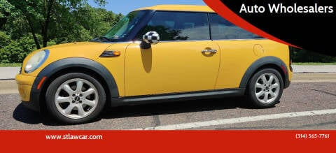 2009 MINI Cooper Clubman for sale at Auto Wholesalers in Saint Louis MO