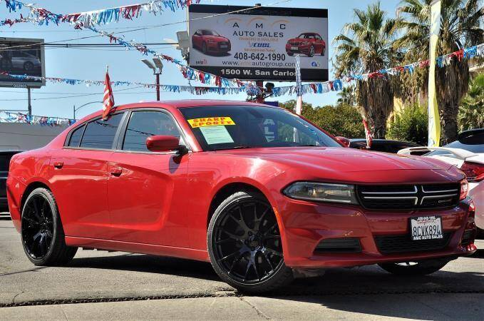 2015 Dodge Charger for sale at AMC Auto Sales Inc in San Jose CA