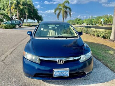 2006 Honda Civic for sale at Krifer Auto LLC in Sarasota FL
