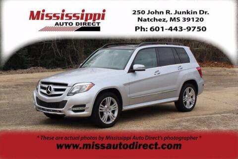 2014 Mercedes-Benz GLK for sale at Auto Group South - Mississippi Auto Direct in Natchez MS