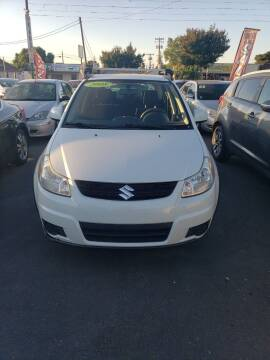 2008 Suzuki SX4 Crossover for sale at Thomas Auto Sales in Manteca CA