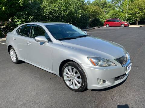 2009 Lexus IS 250 for sale at Car World Inc in Arlington VA