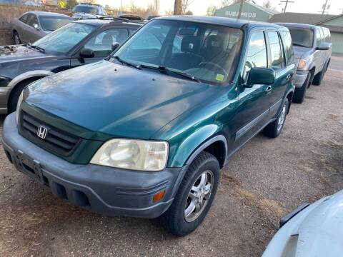 1999 Honda CR-V for sale at Fast Vintage in Wheat Ridge CO