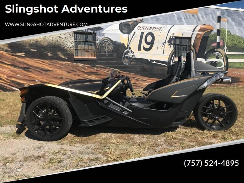 2016 Polaris Slingshot for sale at Slingshot Adventures in Virginia Beach VA
