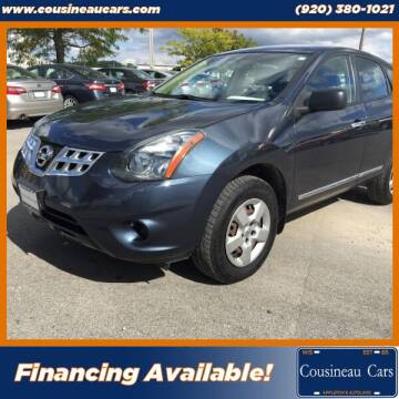 2015 Nissan Rogue Select for sale at CousineauCars.com in Appleton WI