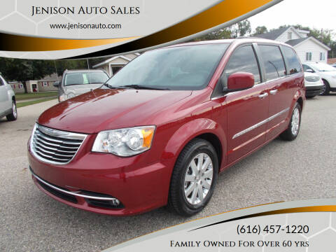 2015 Chrysler Town and Country for sale at Jenison Auto Sales in Jenison MI