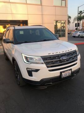 2019 Ford Explorer for sale at Nissan of Bakersfield in Bakersfield CA