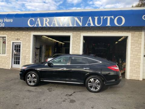 2014 Honda Crosstour for sale at Caravan Auto in Cranston RI