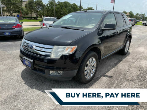 2007 Ford Edge for sale at H3 MOTORS in Dickinson TX