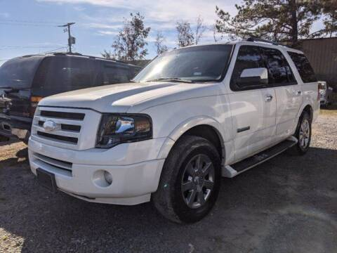 2007 Ford Expedition for sale at CarZoneUSA in West Monroe LA
