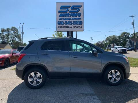 2015 Chevrolet Trax for sale at SS Auto Pro of Grand Rapids in Kentwood MI