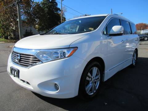 2012 Nissan Quest for sale at PRESTIGE IMPORT AUTO SALES in Morrisville PA
