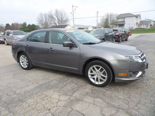 2010 Ford Fusion for sale in West Branch, IA