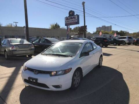 2008 Honda Civic for sale at Suzuki of Tulsa - Global car Sales in Tulsa OK