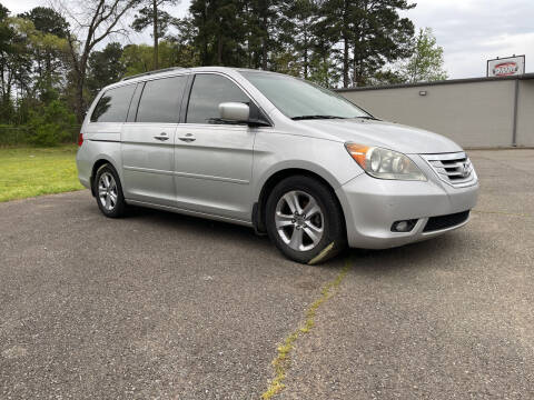 2010 Honda Odyssey for sale at Auto Credit Xpress in Benton AR