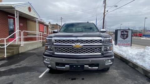 2015 Chevrolet Silverado 1500 for sale at The Car-Mart in Murray UT
