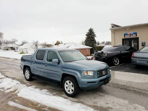 2006 Honda Ridgeline for sale at Hackler & Son Used Cars in Red Lion PA