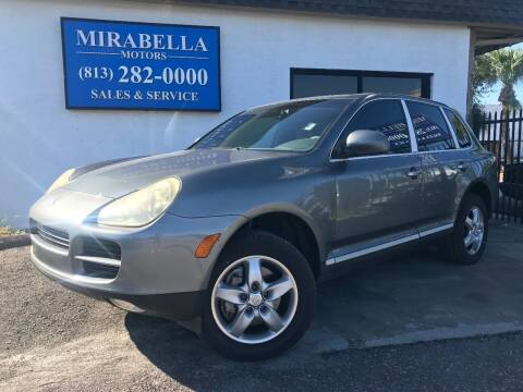 2004 Porsche Cayenne for sale at Mirabella Motors in Tampa FL