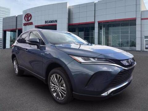 2021 Toyota Venza for sale at BEAMAN TOYOTA in Nashville TN