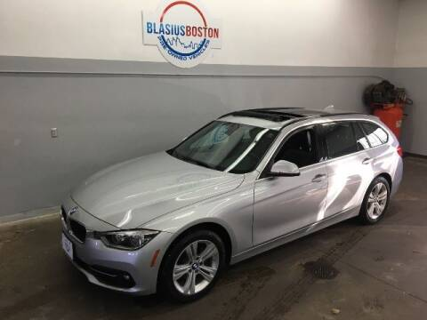 2017 BMW 3 Series for sale at WCG Enterprises in Holliston MA