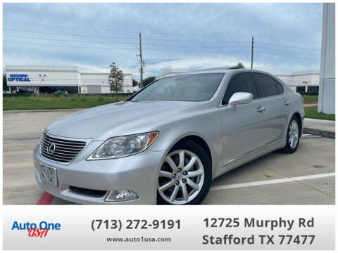 2008 Lexus LS 460 for sale at Auto One USA in Stafford TX