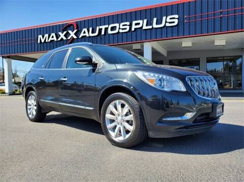 2013 Buick Enclave for sale at Maxx Autos Plus in Puyallup WA