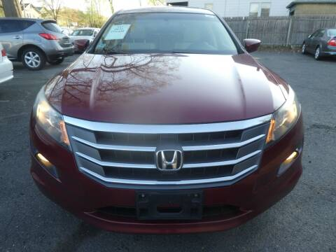 2010 Honda Accord Crosstour for sale at Wheels and Deals in Springfield MA