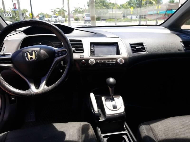 2011 Honda Civic LX-S 4dr Sedan 5A - Bonita Springs FL