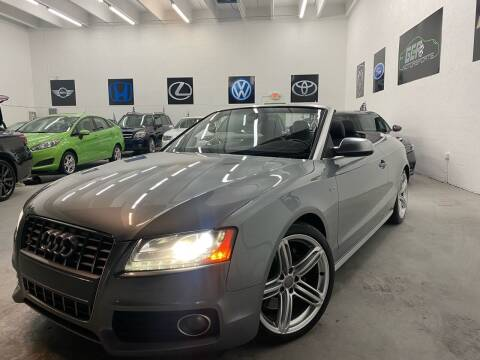 2011 Audi S5 for sale at GCR MOTORSPORTS in Hollywood FL