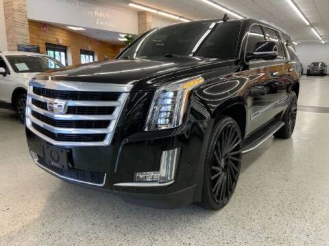 2017 Cadillac Escalade for sale at Dixie Motors in Fairfield OH