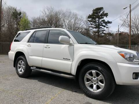 2006 Toyota 4Runner for sale at Victory Auto Sales in Randleman NC
