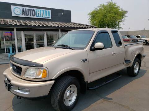 1998 Ford F-150 for sale at Auto Hall in Chandler AZ