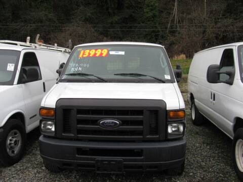 2009 Ford E-Series Cargo for sale at Royal Auto Sales, LLC in Algona WA