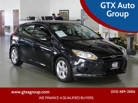 2014 Ford Focus for sale at UNCARRO in West Chester OH