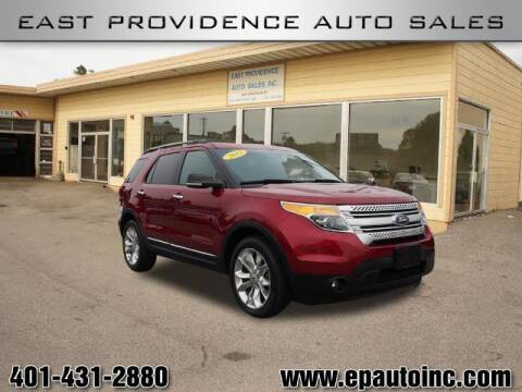2015 Ford Explorer for sale at East Providence Auto Sales in East Providence RI