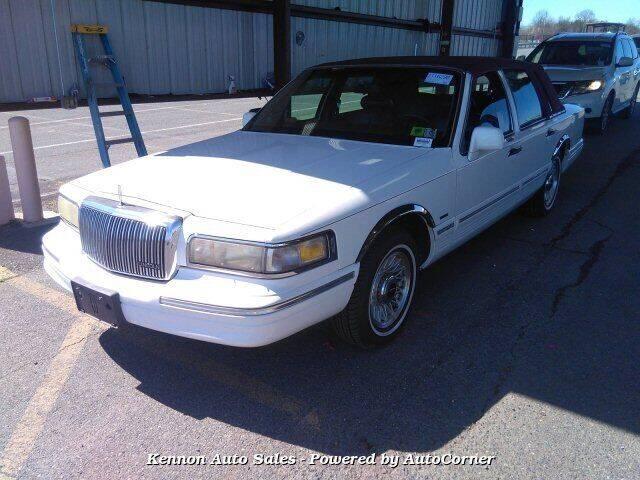1995 Lincoln Town Car for sale in Concord, VA