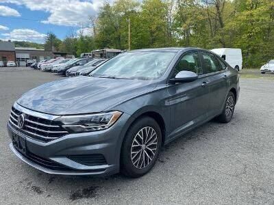 2019 Volkswagen Jetta for sale at Worthington Air Automotive Inc in Williamsburg MA