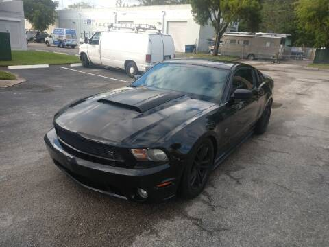 2012 Ford Mustang for sale at Best Price Car Dealer in Hallandale Beach FL
