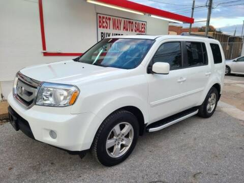 2011 Honda Pilot for sale at Best Way Auto Sales II in Houston TX