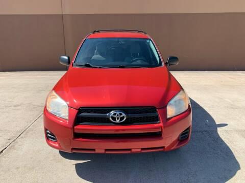 2011 Toyota RAV4 for sale at ALL STAR MOTORS INC in Houston TX